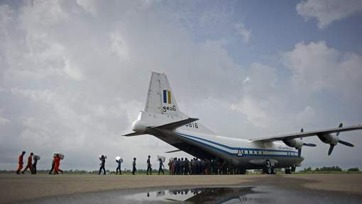 L'épave de l'avion disparu retrouvée en Birmanie