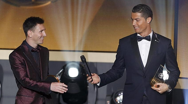 Messi couvre Ronaldo de louanges !