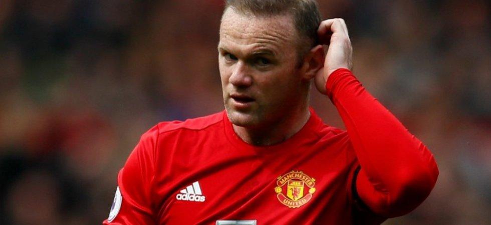 Rooney bloqué à Manchester United