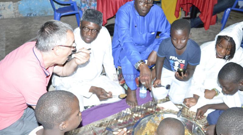 Ndogou offert aux enfants de l'empire par EUROGERM SENEGAL
