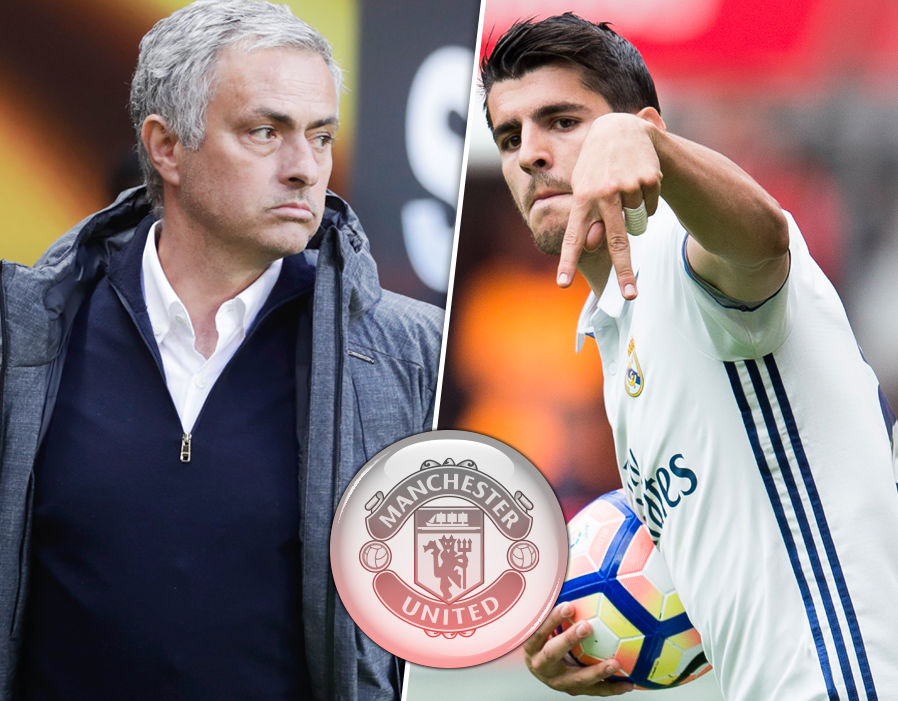 Morata d'accord avec Manchester United ?