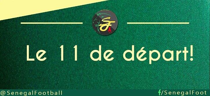 Sénégal vs Guinée Équatoriale : le 11 des Lions