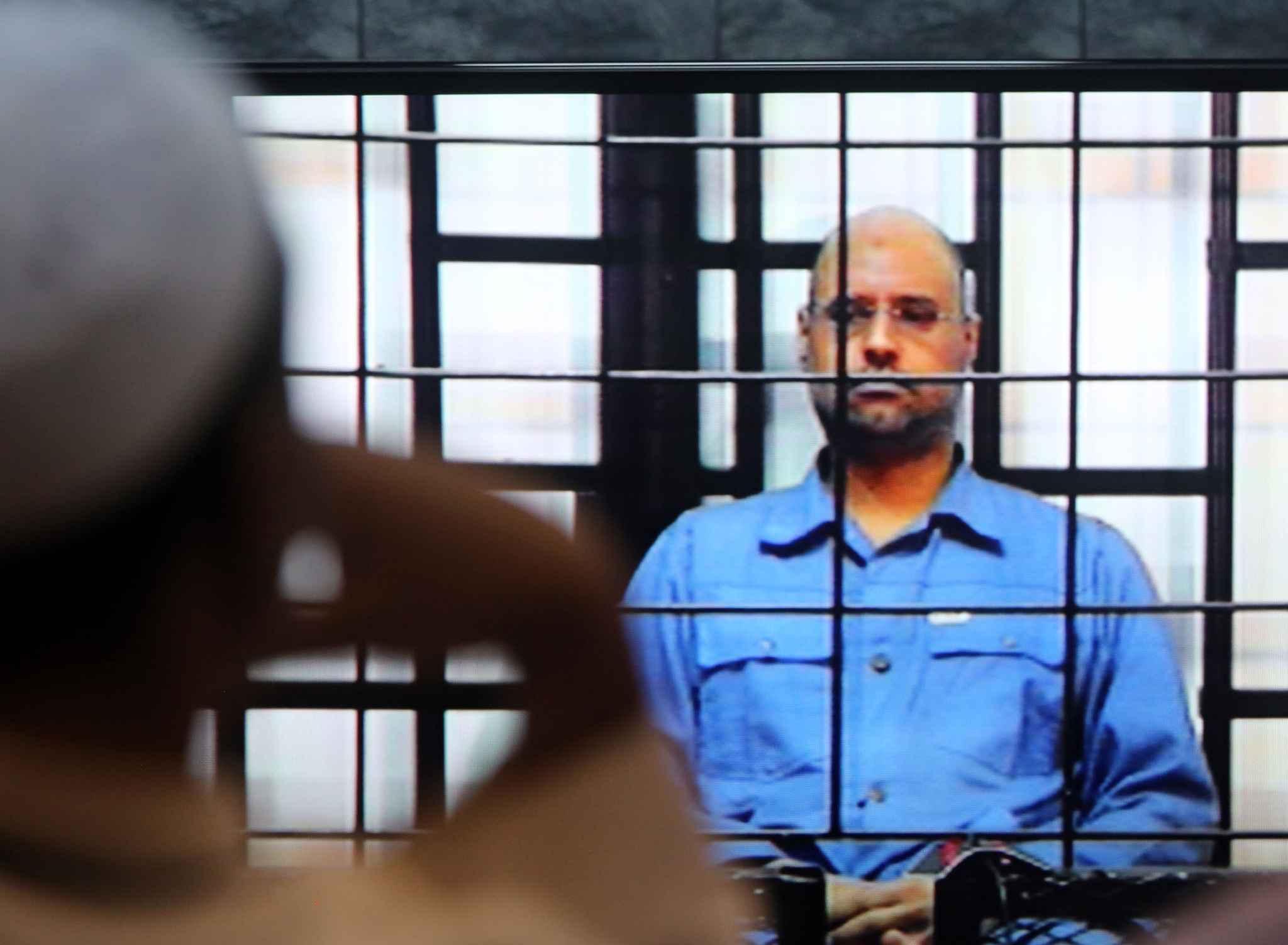 Libye : un groupe armé dit avoir libéré le fils de Kadhafi Seif al-Islam