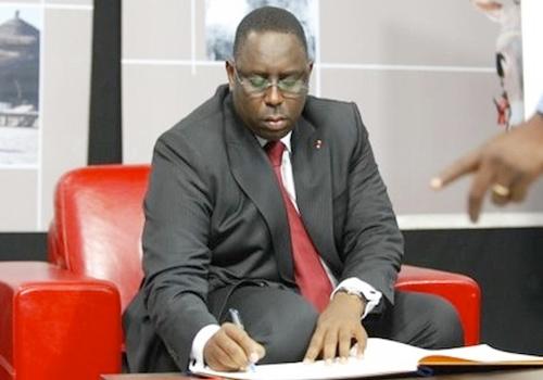 Amady Gnagna Cissé nommé Directeur général de l'Agence nationale de la Grande Muraille Verte