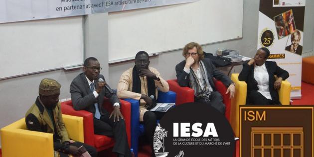 OUVERTURE D'UNE LICENCE «ART & CULTURE»  à Dakar, pour la professionnalisation et la structuration des métiers de l'art et du secteur culturel au Sénégal.