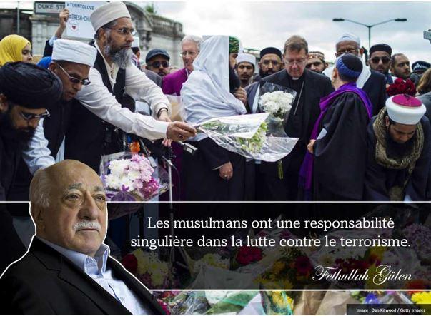 Les musulmans ont une responsabilité singulière dans la lutte contre le terrorisme