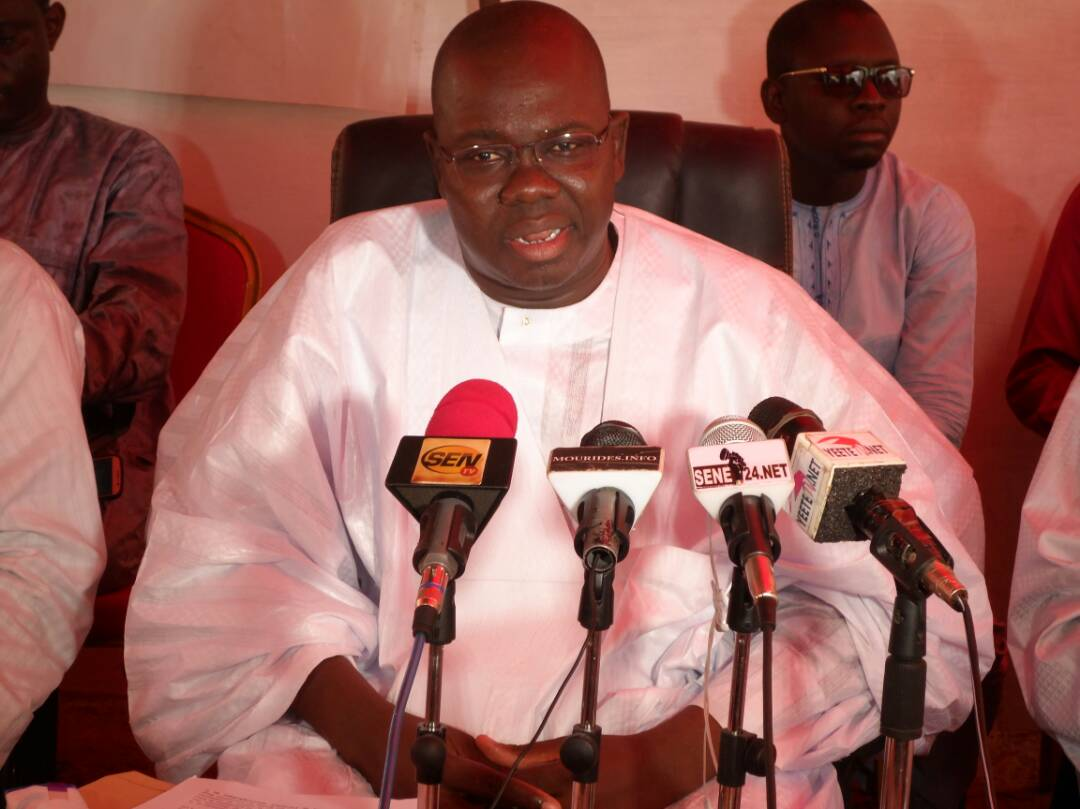 Serigne Fallou Mbacké juge urgent de placer Touba sous délégation spéciale