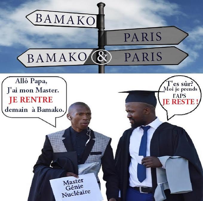 Etudiants africains en France : Futurs diplômés – futurs « sans papiers ». Partie 2 (Par Aliou TALL)