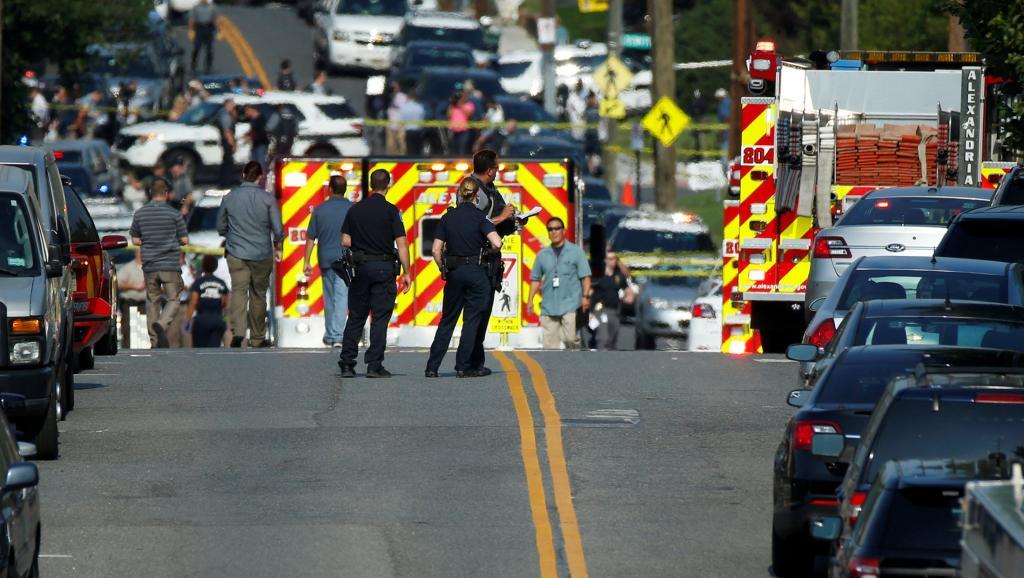 ETATS-UNIS : Une fusillade près de Washington fait plusieurs blessés, dont un élu du Congrès