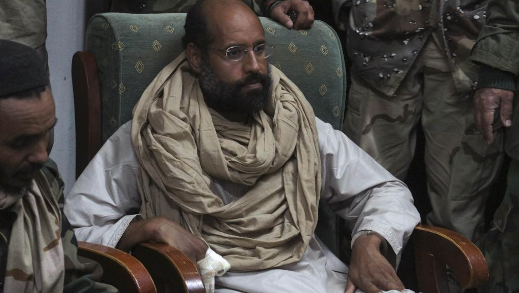 Libéré par un groupe armé libyen, Seif al islam traqué par la CPI