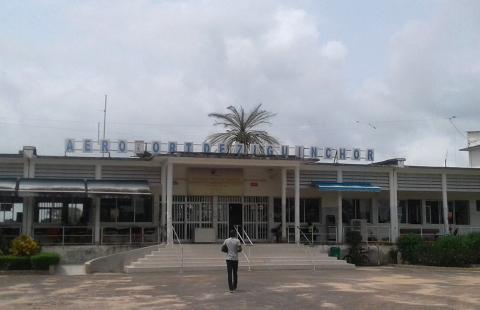 Démarrage des travaux de réhabilitation de l'Aéroport de Ziguinchor ce jeudi 16 juin