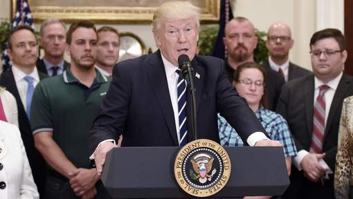 La nouvelle mesure de Trump contre les immigrés illégaux