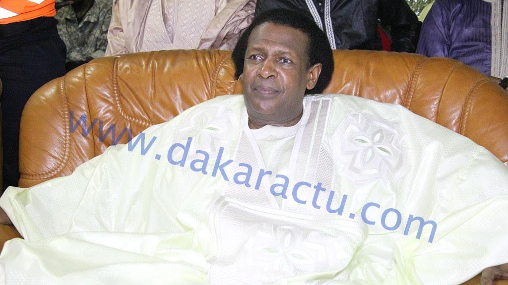 GOUDI Mame Cheikh Ibrahima Fall célébré par Chérif Abdourahmane Fall Tilala (Photos)