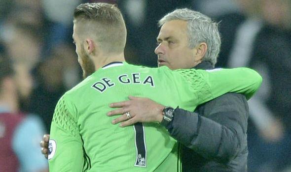 Manchester United : Comment Mourinho bloque De Gea