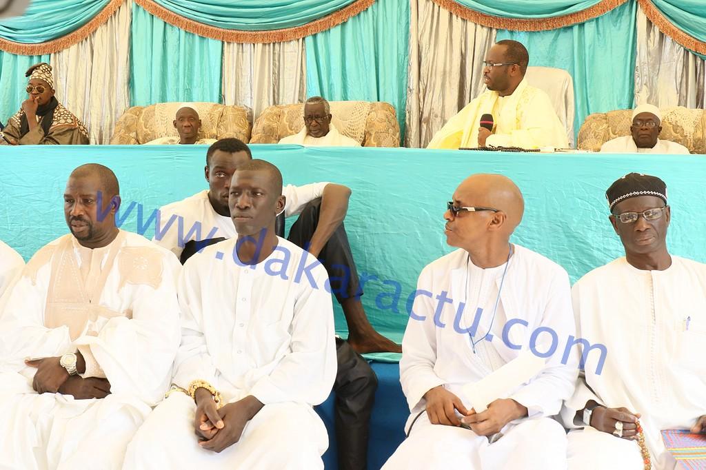 Les images de la 3ème édition de la conférence religieuse de Sokhna Coumba Laye, petite fille de Seydina Limamou Lahi, responsable APR/Yoff