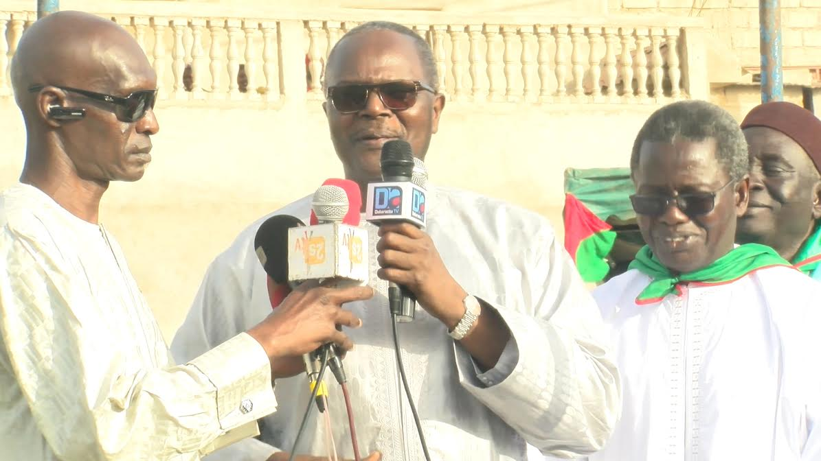 Ousmane Tanor Dieng : « BBY ne va pas éclater à cause ses investitures »