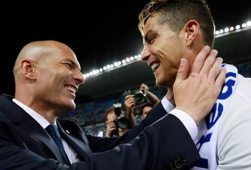 """Ronaldo répond à Zidane : """"Je m'en vais, car on me traite comme un délinquant"""""""