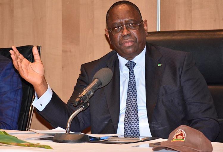MACKY SALL : « Je n'utiliserai jamais le Pouvoir que Dieu et les Sénégalais m'ont donné pour écraser un adversaire politique. Mais je ferai face, je n'ai pas peur de l'adversité! »