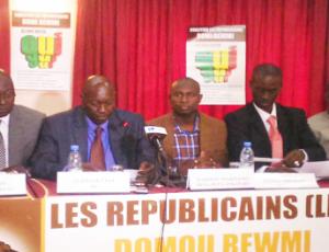 DOOMI-REWMI / Défenestrés par Macky, Maguette Ngom et Assoumana Danfa ravalent leur colère et se rangent