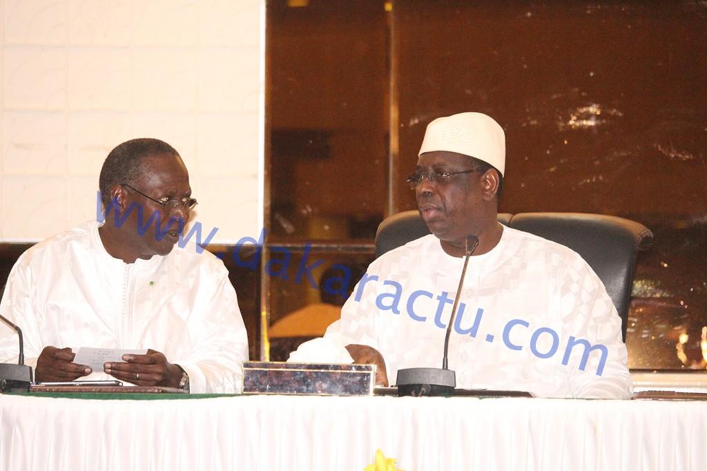 Les images du Ndogou de la COJER avec le président Macky Sall au King Fahd Hôtel