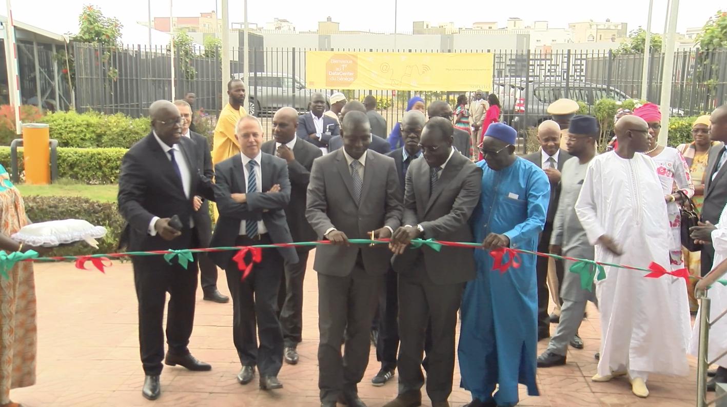 Sonatel inaugure le premier Datacenter du Sénégal, de l'Afrique de l'Ouest et du Centre