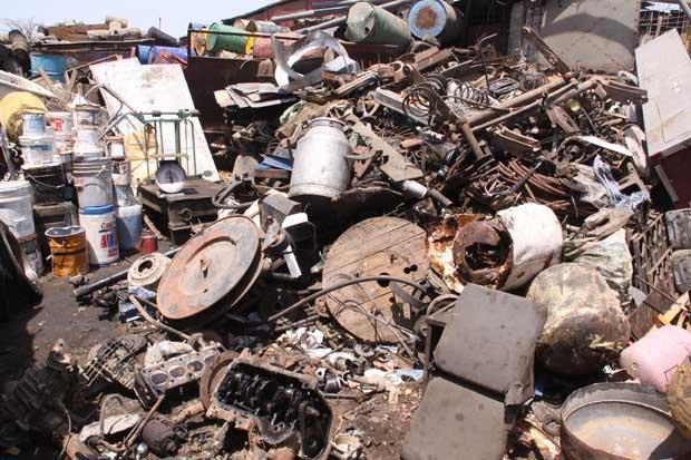 KAOLACK- Selon le SG de l'Association des ferrailleurs de la région, l'État du Sénégal a paralysé le secteur et promu les Chinois