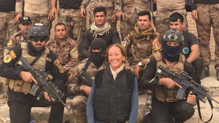 Blessée lors d'une explosion à Mossoul, la journaliste Véronique Robert est morte