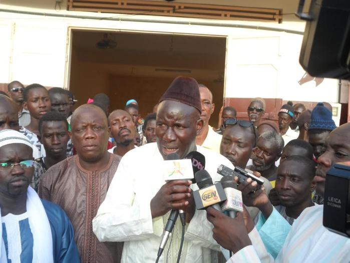 CRISE À LA MAIRIE DE MBACKÉ - Angloma défend Abdou Mbacké Ndao et parle de sabotage
