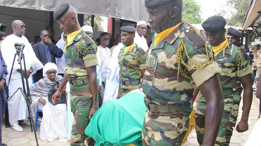 Levée du corps de l'ancien PM : La République rend hommage à Habib Thiam