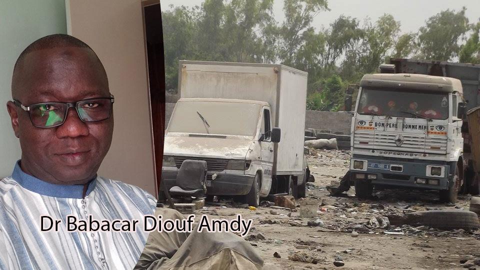 Dr Babacar Ndiaye Amdy DIOUF : YOBANTE ASSEMBLÉE , QUI POUR AIDER LES OUVRIERS DE L'INFORMEL ?