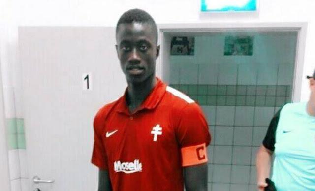 IBRAHIMA NIANE PRIÉ DE LOGER AU CENTRE DU FC METZ