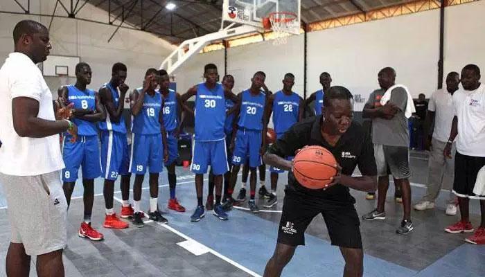 LES DIX PREMIERS PRÉSELECTIONNÉS DE LA NBA ACADEMIE EN AUSTRALIE POUR UN TOURNOI