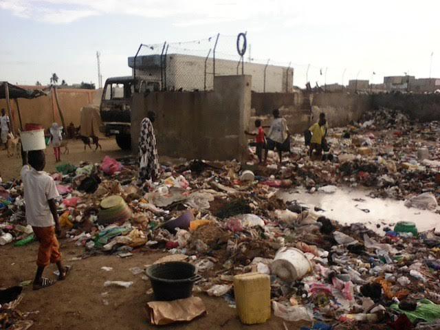 Croisade contre l'insalubrité : Les insuffisances de Mansour Faye dénoncées par les populations