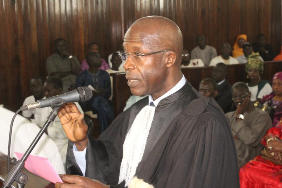 Conseil Constitutionnel : Bousso Diao Fall et Seydou Nourou Tall installés