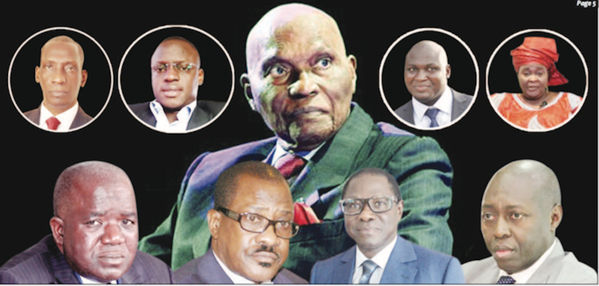 Modification de la Loi L.78, temps d'antenne des candidats : La coalition  gagnante Wattu Senegaal très en colère