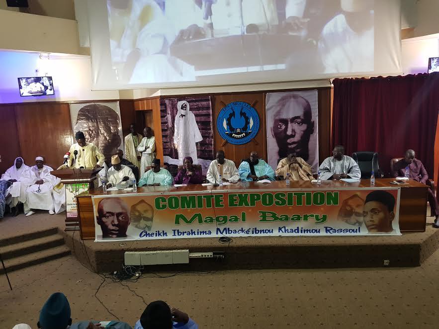Journée de Réflexion sur la vie et l'œuvre de Serigne Ibrahima Mbacké Ibn Khadimou Rassoul