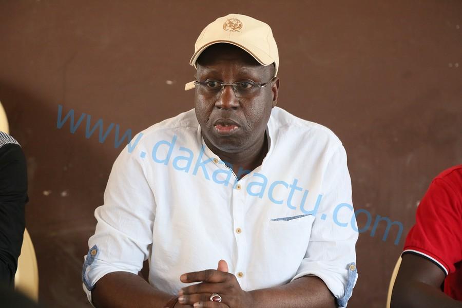 Abdou Karim Sall sur les législatives : « Tout le monde sait qu'il est laborieux de choisir 45 bulletins… Idrissa Diallo s'il est conséquent va voter Benno »