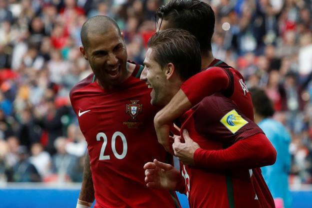 Coupe des Confédérations : le Portugal renverse le Mexique et monte sur le podium