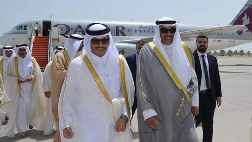 Le Qatar a officiellement répondu aux pays du Golfe