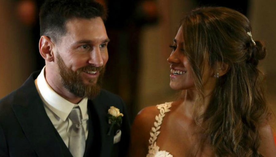 Le beau geste de Messi