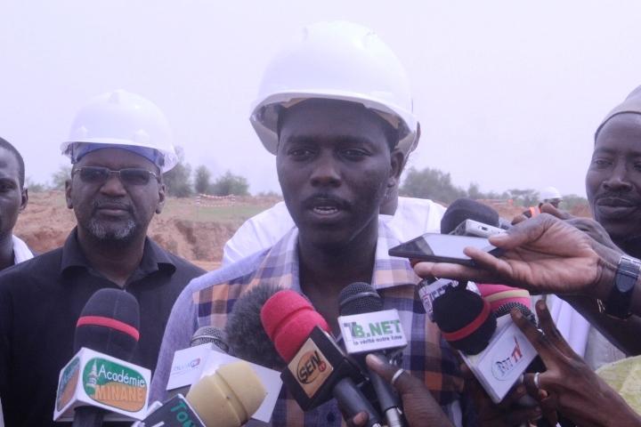 LE PNGD À TOUBA - ' Derrière les déchets, il y a une économie' (Ibrahima Diagne, UCG)