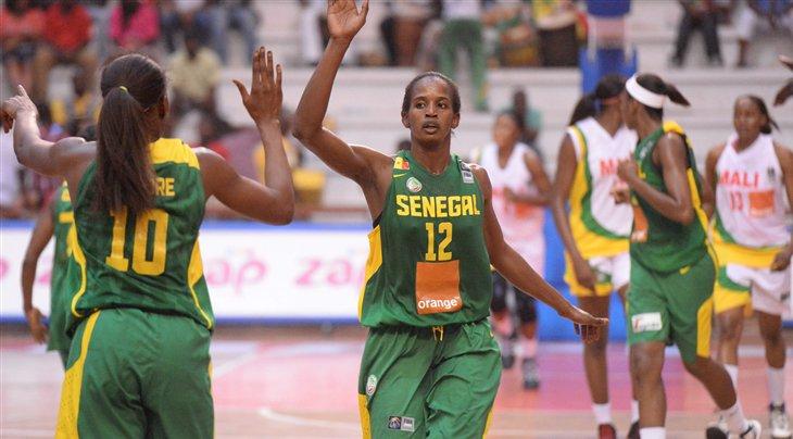 Préparation des lionnes pour l'Afrobasket 2017 : Maïmouna Diarra et Mame Marie Sy incertaines