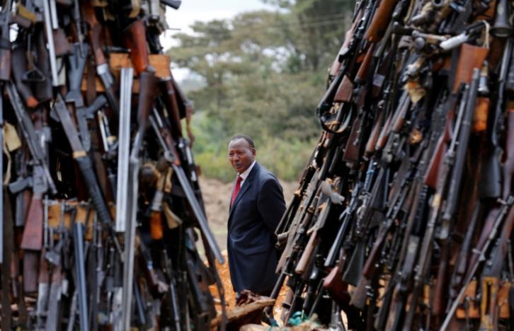 Kenya : Décès soudain du ministre de l'Intérieur à l'hôpital