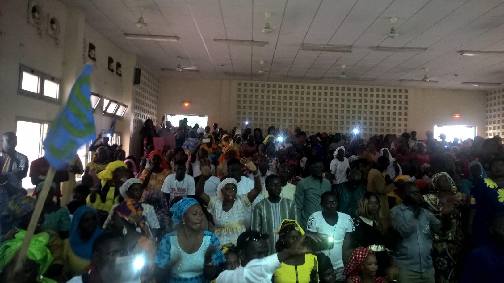 Législatives 2017/Rufisque : La coalition gagnante Wattu Sénégal met en place son comité électoral et se tient prêt pour réserver un accueil populaire à WADE.