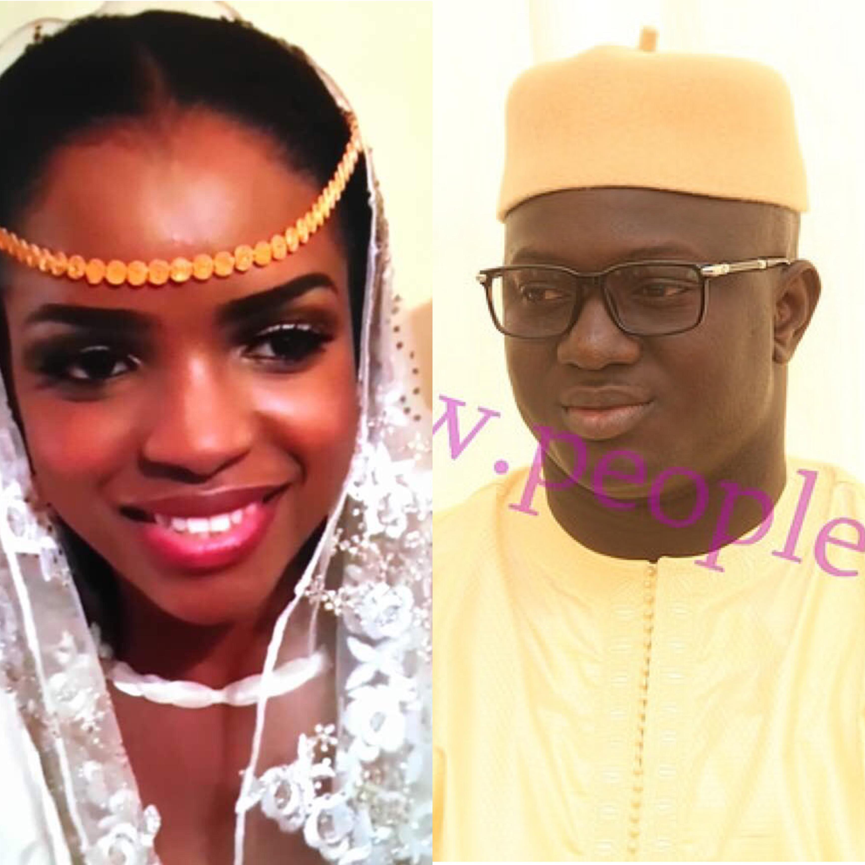 AL KHAYRI : Baye Allé Ndiaye s'est marié