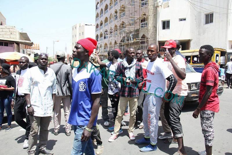 Échauffourées à Grand-Dakar entre militants de Mankoo et ceux de BBY : Des blessés graves dans les deux camps