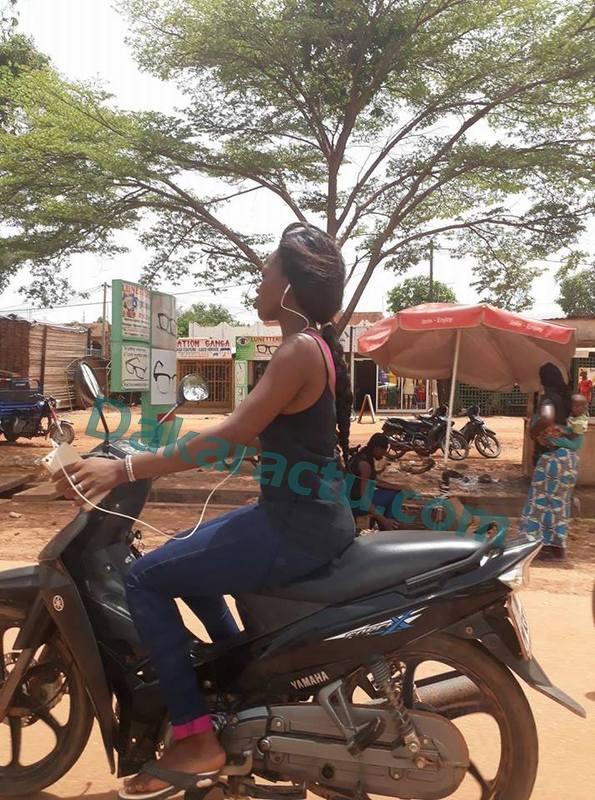Usagers de deux-roues : Au Burkina, la parité est sur les routes