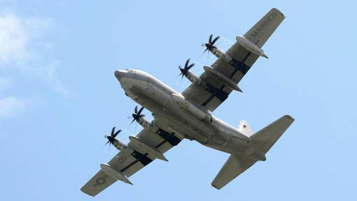Seize morts dans le crash d'un avion militaire dans le Mississippi