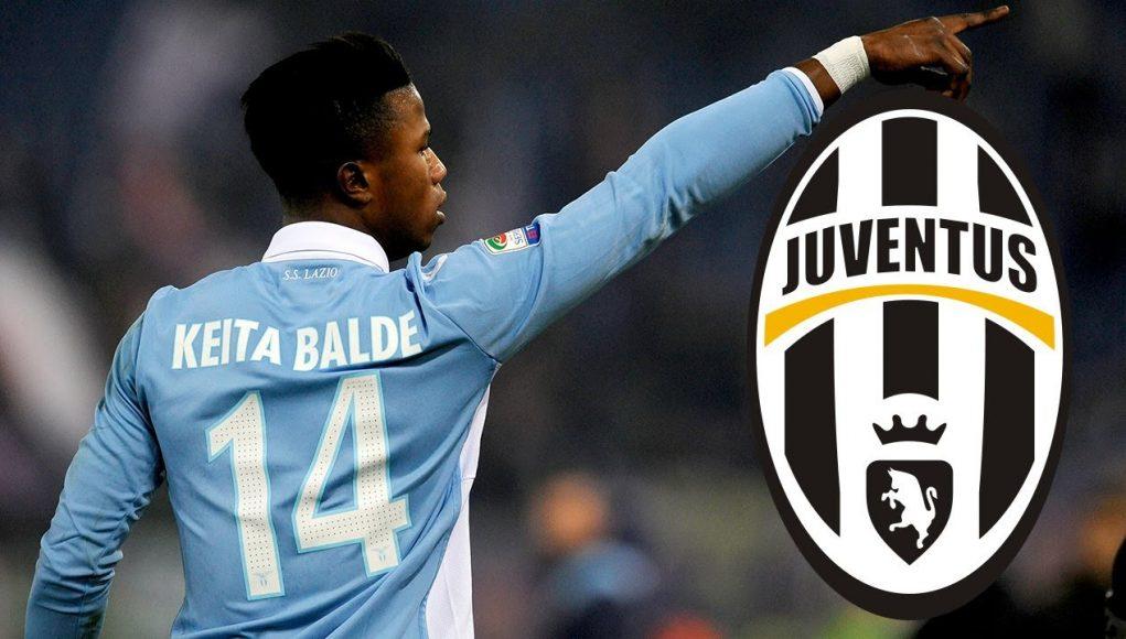 Signature de Keita Baldé Diao à la Juve: Son agent dément
