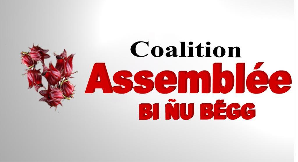 Lettre ouverte de la Coalition Assemblée « BI Nu Begg » au Président de la République sur les conclusions de la concertation à la CENA.